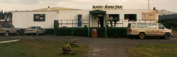 Arctic Acres Inn in Coldfoot